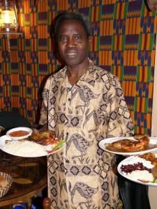 À La Banane Ivoirienne's Kouassi N'Guessan