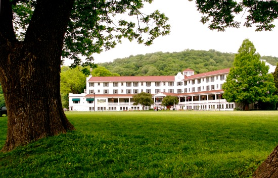 Eastern Pennsylvania's Shawnee Inn