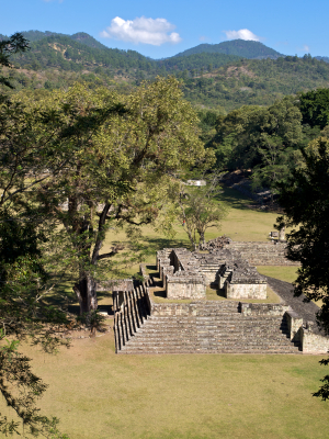 Copán, one of the world's great archeological sites