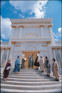 Courtesy of The Holy Land Experience