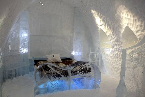a cold yet cool reception this winter at sweden and quebec s ice hotels tripatini the blog. Black Bedroom Furniture Sets. Home Design Ideas