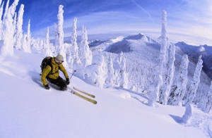 British Columbia's superlative skiing