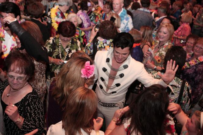 Sixthman Elvis Presley cruise Even as more ships turn into floating theme ...