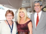 MSC cruise Suzanne Somers, Marcia Levin, Rick Sasso