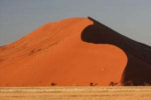 Namibia Sossuvlei dunes