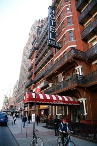 Hotel Chelsea, Manhattan, New York City