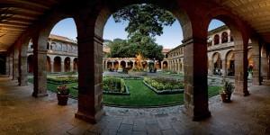 Peru, cuzco, monasterio hotel, luxury hotel cuzco