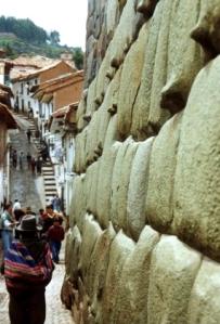 cuzco, inca wall