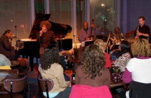 Jazz in the Blue Room at the Jazz Museum, Kansas City